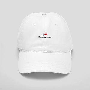 I love Barcelona Cap