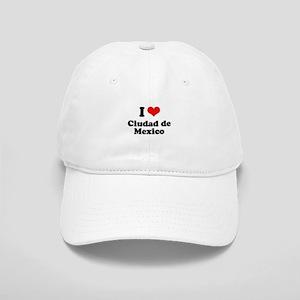 I love Ciudad de Mexico Cap