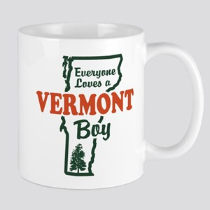 Everyone Loves a Vermont Boy Mug