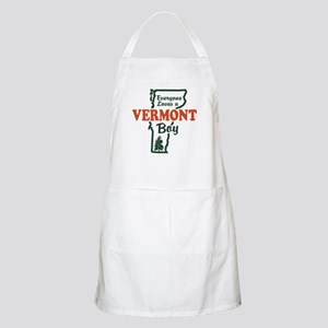 Everyone Loves a Vermont Boy BBQ Apron