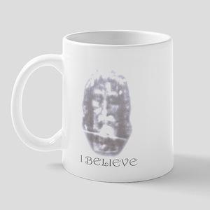 I Believe Shroud Mug