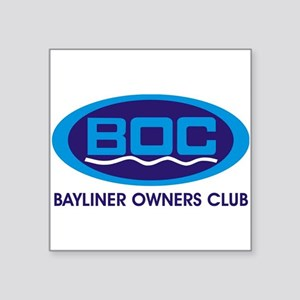 BOC LOGO Sticker