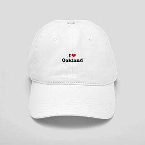 I love Oakland Cap