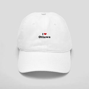 I Love Ottawa Cap
