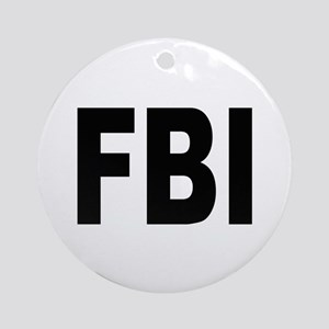 FBI Federal Bureau of Investigation Keepsake (Roun