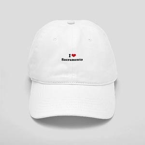I love Sacramento Cap