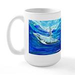 Dolphin Large Mug