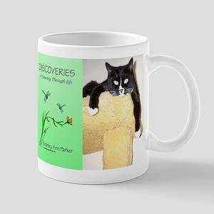 Discoveries+Sadie+Figaro Mug