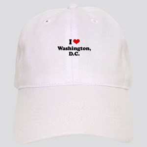 I love Washington, D.C. Cap