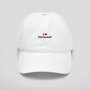 I love Cincinnati Cap