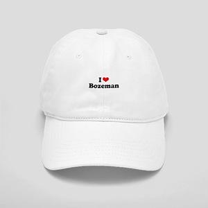I love Bozeman Cap
