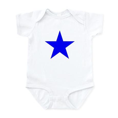 Blue Star Infant Bodysuit