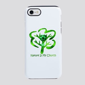 Nature Is My Church iPhone 8/7 Tough Case