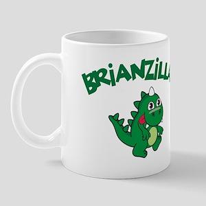 Brianzilla Mug