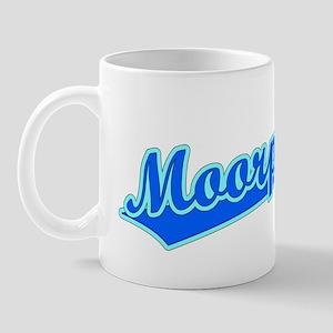 Retro Moorpark (Blue) Mug