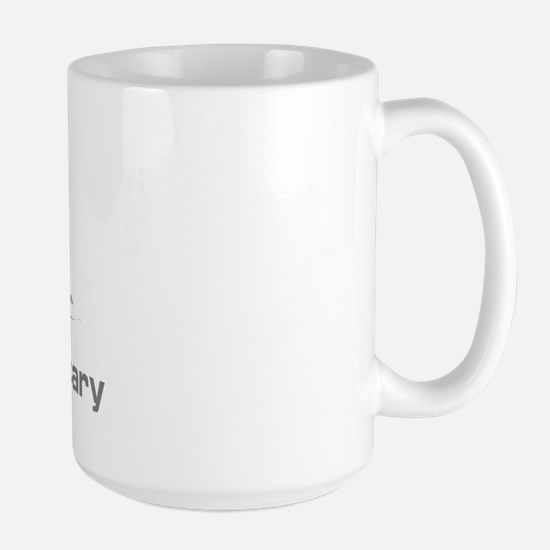Love Is @ 9000 RPM Large Mug