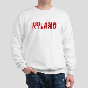 Ryland Faded (Red) Sweatshirt