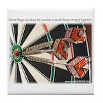 Deadeye Tile Coaster
