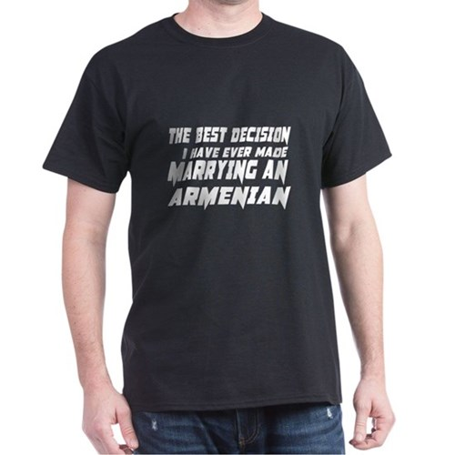 Marrying Armenian Country T-Shirt