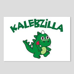 Kalebzilla Postcards (Package of 8)