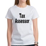 Tax Assessor (Front) Women's T-Shirt