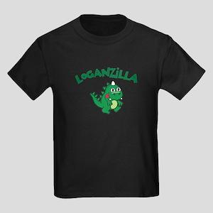 Loganzilla Kids Dark T-Shirt