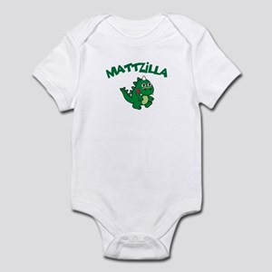 Mattzilla Infant Bodysuit