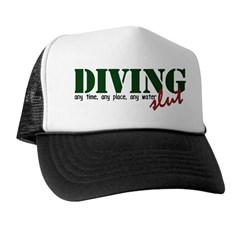 https://i3.cpcache.com/product/245425238/diving_slut_trucker_hat.jpg?side=Front&color=BlackWhite&height=240&width=240