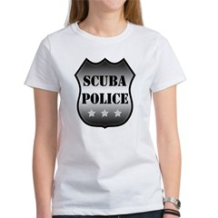 https://i3.cpcache.com/product/245431176/scuba_police_womens_tshirt.jpg?side=Front&color=White&height=240&width=240