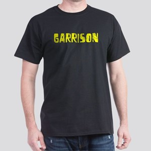 Garrison Faded (Gold) Dark T-Shirt