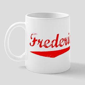 Vintage Fredericks.. (Red) Mug