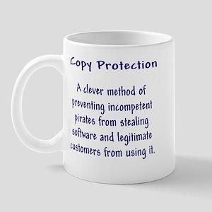 Copy Protection Mug