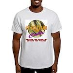 Guantanamo Cafe (Gitmo) Ash Grey T-Shirt
