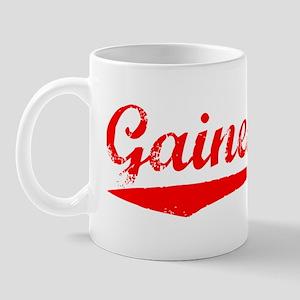 Vintage Gainesville (Red) Mug