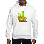Desert Cactus Hooded Sweatshirt