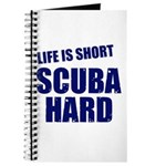 Scuba Hard Journal