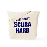 Scuba Hard Tote Bag