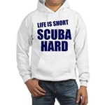 Scuba Hard Hooded Sweatshirt
