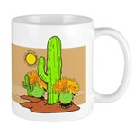 Desert Cactus Mug