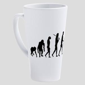 Psychologists Psychiatrists 17 oz Latte Mug