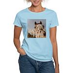 Humorous Equine Women's Light T-Shirt