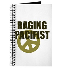 Raging Pacifist Journal