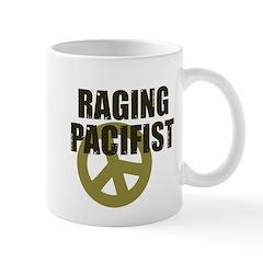 Raging Pacifist Mug