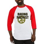 Raging Pacifist Baseball Jersey
