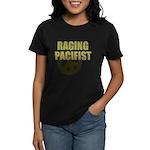 Raging Pacifist Women's Dark T-Shirt