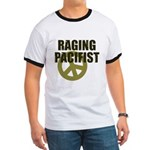 Raging Pacifist Ringer T