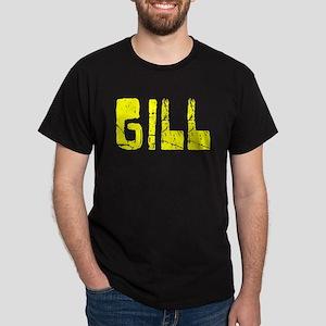 Gill Faded (Gold) Dark T-Shirt