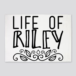 life of Riley 5'x7'Area Rug