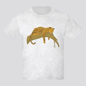 Lazy Leopard Kids Light T-Shirt