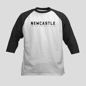 Newcastle United Football Club Kids Baseball Tee